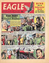 Cover Thumbnail for Eagle (Longacre Press, 1959 series) #v11#15