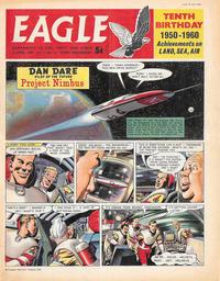 Cover Thumbnail for Eagle (Longacre Press, 1959 series) #v11#16