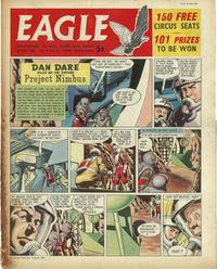 Cover Thumbnail for Eagle (Longacre Press, 1959 series) #v11#22