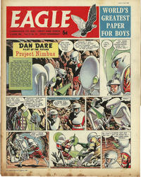 Cover for Eagle (Longacre Press, 1959 series) #v11#23