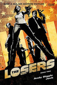 Cover Thumbnail for The Losers (DC, 2010 series) #2