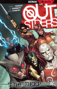 Cover Thumbnail for Outsiders: The Deep (DC, 2009 series)