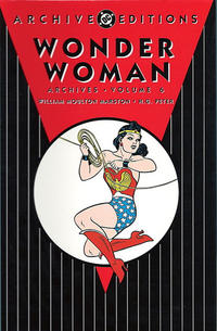 Cover Thumbnail for Wonder Woman Archives (DC, 1998 series) #6