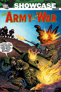 Cover Thumbnail for Showcase Presents: Our Army at War (DC, 2010 series) #1