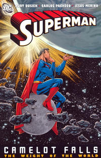 Cover Thumbnail for Superman: Camelot Falls (DC, 2008 series) #2 - The Weight of the World