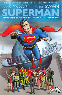 Cover Thumbnail for Superman: Whatever Happened to the Man of Tomorrow? (DC, 2010 series)