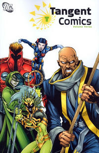 Cover Thumbnail for Tangent Comics (DC, 2007 series) #3