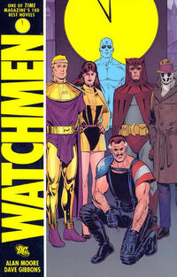 Cover Thumbnail for Watchmen: International Edition (DC, 2008 series)