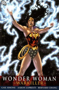 Cover Thumbnail for Wonder Woman: Warkiller (DC, 2010 series)
