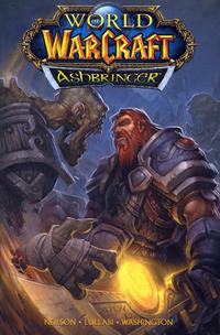 Cover Thumbnail for World of Warcraft: Ashbringer (DC, 2009 series)