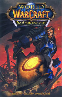 Cover Thumbnail for World of Warcraft: Ashbringer (DC, 2010 series)
