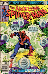 Cover Thumbnail for The Amazing Spider-Man (Marvel, 1963 series) #198 [Newsstand]
