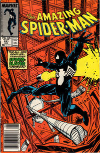 Cover Thumbnail for The Amazing Spider-Man (Marvel, 1963 series) #291 [Newsstand]
