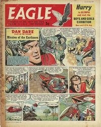 Cover Thumbnail for Eagle (Longacre Press, 1959 series) #v11#35