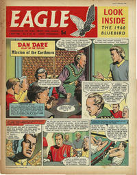 Cover for Eagle (Longacre Press, 1959 series) #v11#36