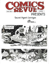 Cover for Comics Revue (Manuscript Press, 1985 series) #303-304