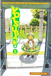 Cover Thumbnail for Yotsuba&! (A.D. Vision, 2005 series) #5
