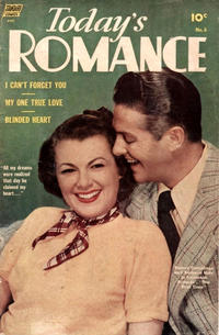 Cover Thumbnail for Today's Romance (Pines, 1952 series) #6
