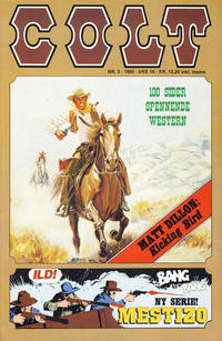 Cover Thumbnail for Colt (Semic, 1978 series) #3/1985
