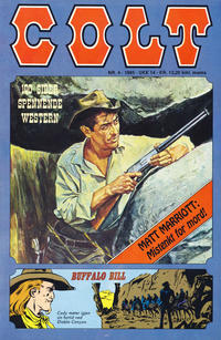 Cover Thumbnail for Colt (Semic, 1978 series) #4/1985