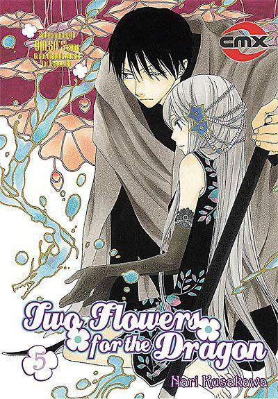 Cover for Two Flowers for the Dragon (DC, 2008 series) #5