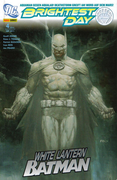 Cover for Brightest Day (Panini Deutschland, 2011 series) #4