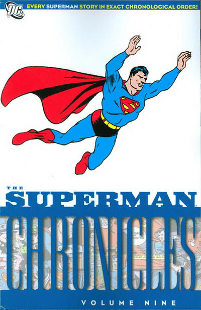 Cover for The Superman Chronicles (DC, 2006 series) #9