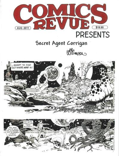 Cover for Comics Revue (Manuscript Press, 1985 series) #303-304