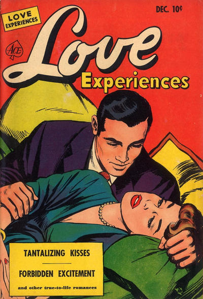 Cover for Love Experiences (Ace Magazines, 1951 series) #10