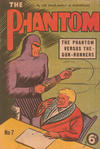 Cover for The Phantom (Frew Publications, 1948 series) #7