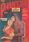 Cover for The Phantom (Frew Publications, 1948 series) #15