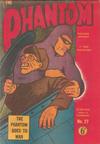 Cover for The Phantom (Frew Publications, 1948 series) #27