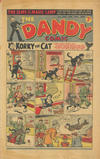 Cover for The Dandy Comic (D.C. Thomson, 1937 series) #387