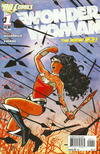 Cover for Wonder Woman (DC, 2011 series) #1