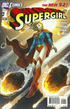 Cover for Supergirl (DC, 2011 series) #1 [Direct Sales]