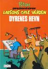 Cover for Larsons Gale Verden Dyrenes hevn (Bladkompaniet / Schibsted, 1990 series)