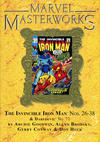 Cover for Marvel Masterworks: The Invincible Iron Man (Marvel, 2003 series) #7 (165) [Limited Variant Edition]