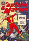 Cover for Captain Marvel [Captain Marvel Adventures] (L. Miller & Son, 1953 series) #v1#7