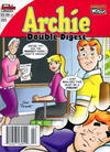 Cover for Archie Double Digest (Archie, 2011 series) #222