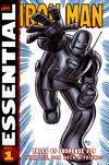 Cover Thumbnail for Essential Iron Man (2000 series) #1 [Second Printing]