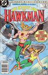 Cover for The Shadow War of Hawkman (DC, 1985 series) #1 [Newsstand]