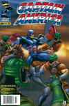 Cover for Captain America (Marvel, 1996 series) #9 [Newsstand]