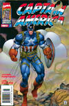 Cover for Captain America (Marvel, 1996 series) #7 [Newsstand Edition]