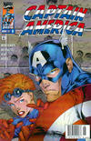 Cover for Captain America (Marvel, 1996 series) #8 [Newsstand]