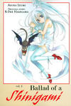 Cover for Ballad of a Shinigami (DC, 2009 series) #1