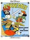 Cover for Mikke Mus Album (Hjemmet / Egmont, 1987 series) #[2] - Mikke Mus møter pirater og andre uhyrer [Reutsendelse bc-F 147 34]