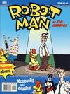 Cover for Humoralbum (Bladkompaniet / Schibsted, 2001 series) #1/2001 - Robotman