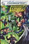 Cover for Justice League of America Sonderband (Panini Deutschland, 2007 series) #14
