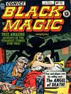 Cover for Black Magic Comics (Arnold Book Company, 1952 series) #11