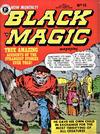 Cover for Black Magic Comics (Arnold Book Company, 1952 series) #15